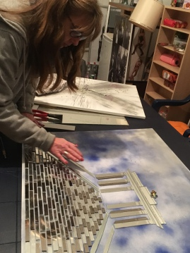 Schmuck und Spiegeldesignerin Simone Stanschus bei Simsta-design.de